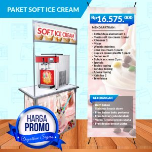 Paket-Usaha-Soft-Ice-Cream