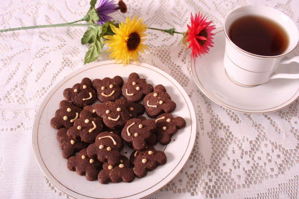 Kue Kering Coklat Kopi