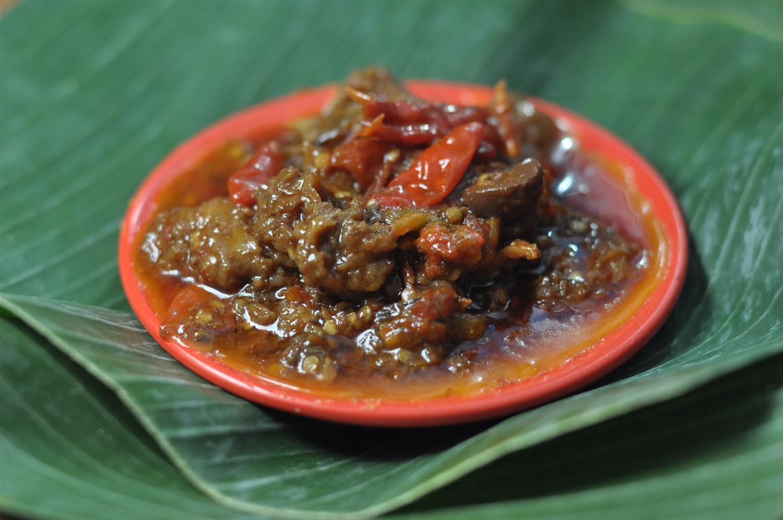 Oseng-oseng Mercon Bu Narti makanan khas yogyakarta