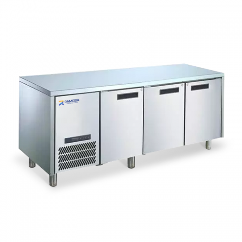UNDER COUNTER CHILLER & FREEZER 3 SHELF