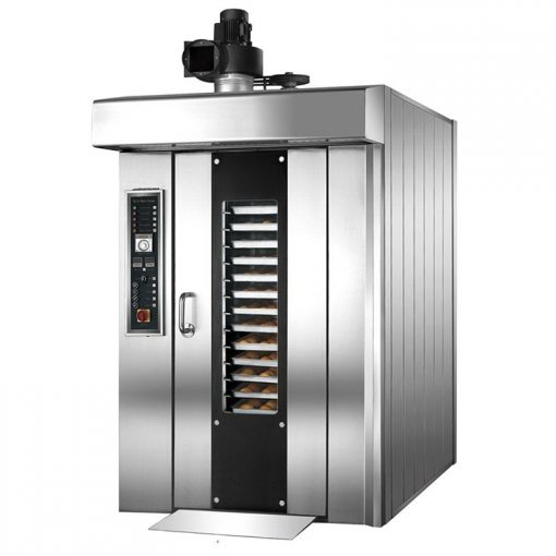 Gas Rotary Oven