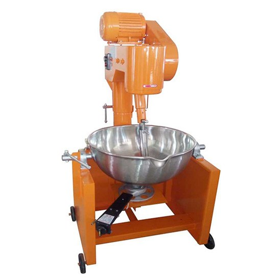Tilting Cooker Mixer