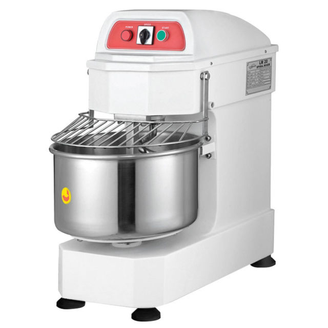 jual spiral mixer getra LM30T