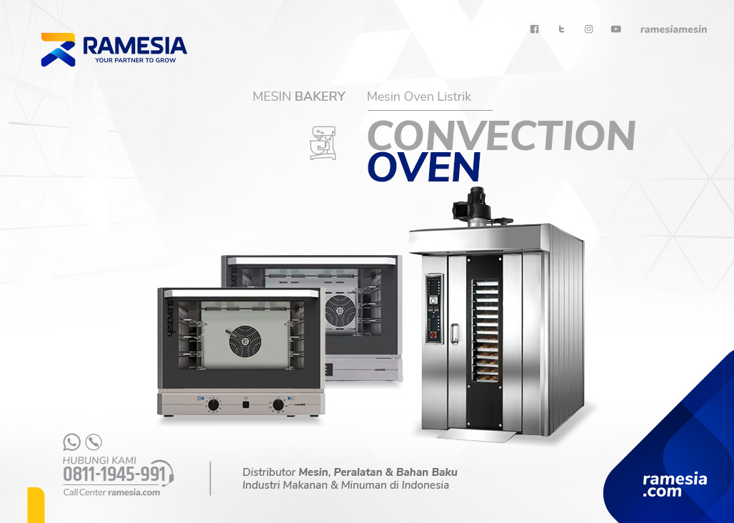 CONVECTION OVEN BANNER