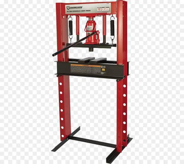 Mesin Press Hidrolik | Harga Alat Bailing Press Hidrolik ...