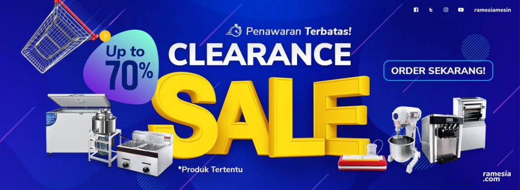 Clearance Sale Ramesia